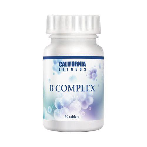 b complex california fitness